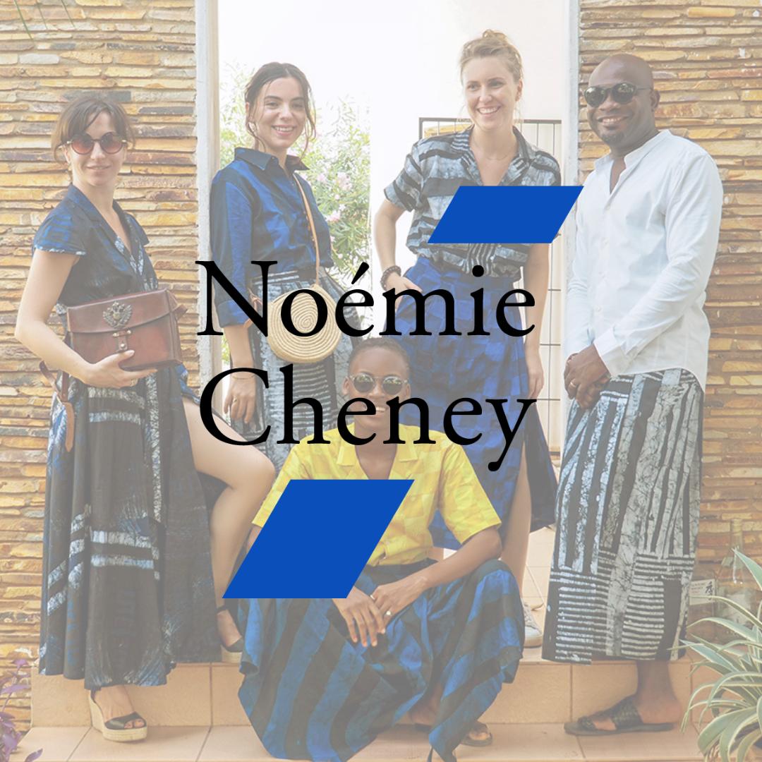 Noémie Cheney mode responsable